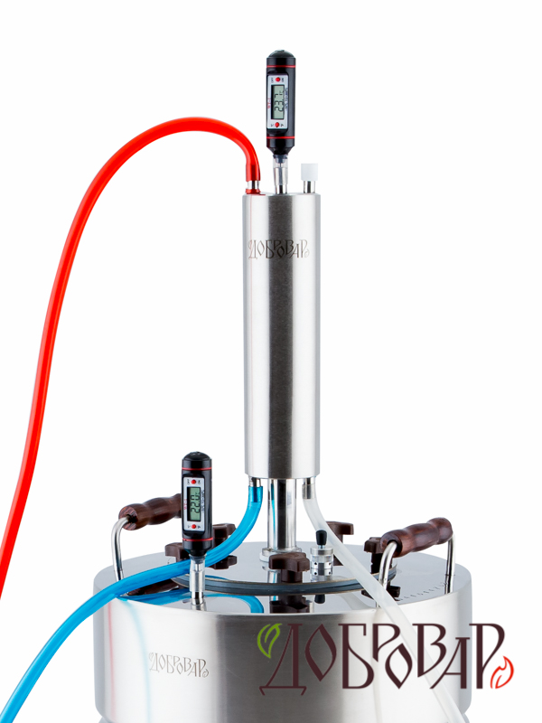 Самогонный аппарат катюша люкс 17 литров пиво мини пивоварни отзывы
